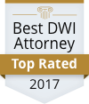Norman Charles Post III on the Top DWI Attorneys in North Carolina  List